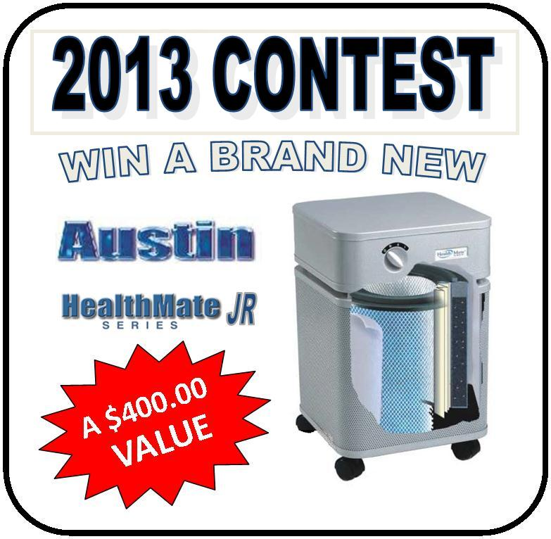 Win an Austin Air HealthMate