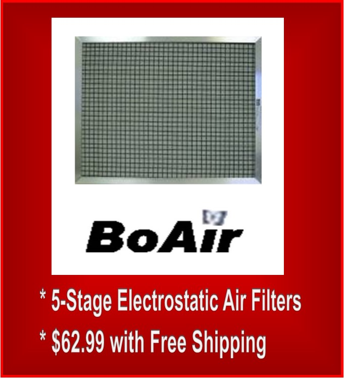 Reusable Furnace Filters