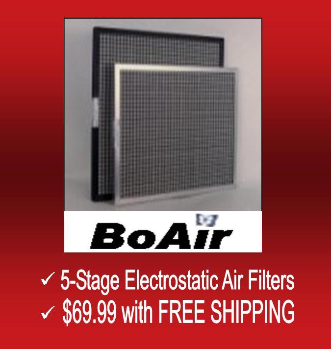 Reusable Furnace Filters