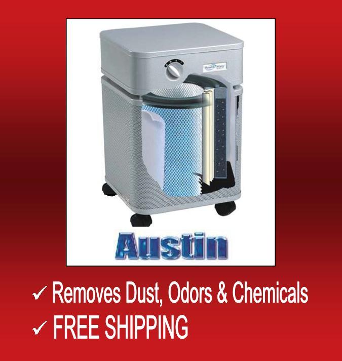 Room Air Purifiers by Austin Air