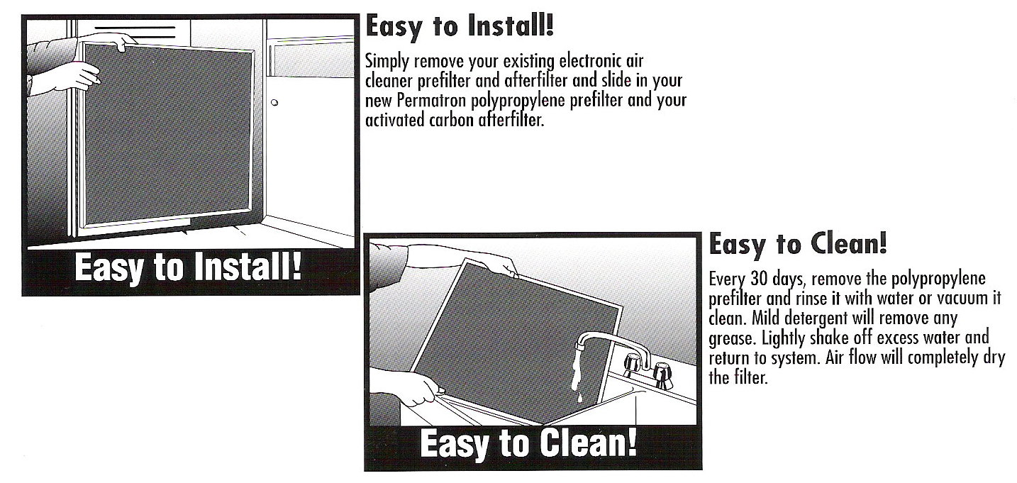 Buy Prefilters For Electronic Air Cleaners At
